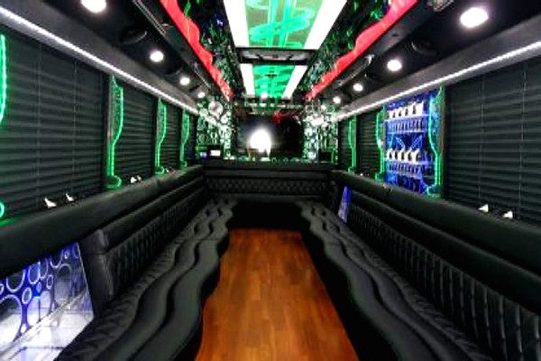 20 Person Party Bus 1 Los Angeles