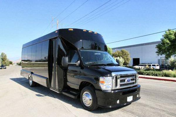 20 Person Party Bus Los Angeles