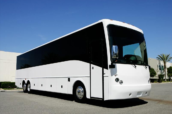 50 Person Charter Bus Service Los Angeles