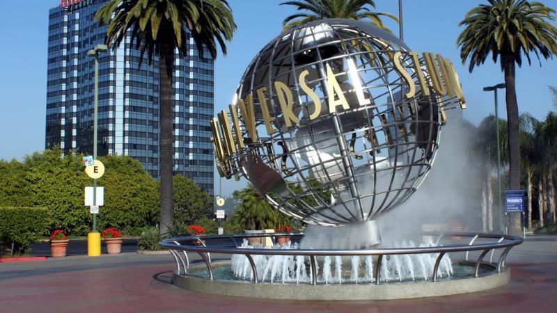 Limo Service Los Angeles Universal Studios