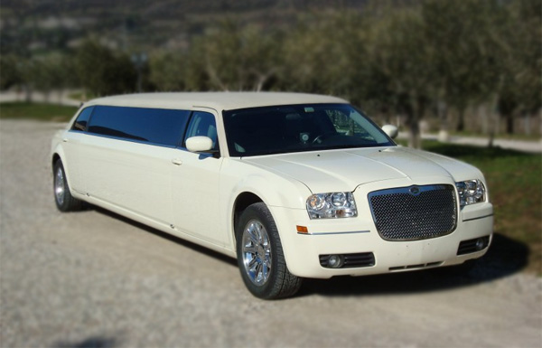 Los Angeles 10 Passenger Limo