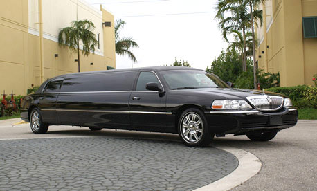 Los Angeles 8 Passenger Limo